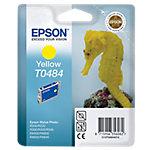 Cartucho de tinta Epson original t0484 amarillo c13t04844010