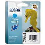 Cartucho de tinta Epson original t0482 cian c13t04824010