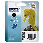 Cartucho de tinta Epson original t0481 negro c13t04814010