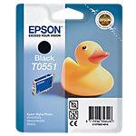 Cartucho de tinta Epson original t0551 negro c13t05514010