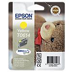 Cartucho de tinta Epson original t0614 amarillo c13t06144010