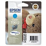 Cartucho de tinta Epson original t0612 cian c13t06124010