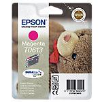 Cartucho de tinta Epson original t0613 magenta c13t06134010