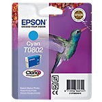 Cartucho de tinta Epson Original T0802 Cian C13T08024011