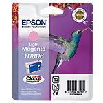 Cartucho de tinta Epson Original T0806 Magenta Claro C13T08064011