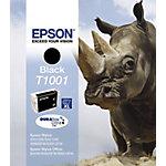 Cartucho de tinta Epson original t1001 negro c13t10014010