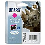 Cartucho de tinta Epson original t1003 magenta c13t10034010