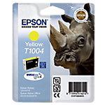 Cartucho de tinta Epson original t1004 amarillo c13t10044010