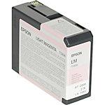 Cartucho de tinta Epson original t5806 magenta claro c13t580600