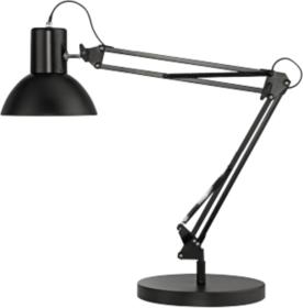 Viking Noir Lampe Success Bureau Unilux De 66 Led E9DHI2