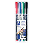 Feutre STAEDTLER 317WP4 Assortiment   4