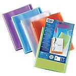 Protège documents ELBA 100211077 Chlorure de Polyvinyle (PVC). A4 Assortiment