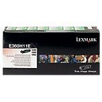 Toner E360H11E D'origine Lexmark Noir Noir