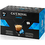 Capsules de café CAFÉ ROYAL Lungo   33 Unités