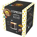 Dosettes de café Non décafeiné COLUMBUS Espresso   16 Unités