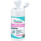 Lingettes virucides Wyritol   100 Unités