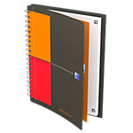 Cahier Oxford MeetingBook Spirale B5 160 pages 5x5