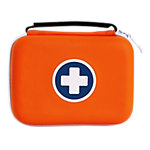 Trousse de premiers secours ESCULAPE SaveBox Mini 12 (H) x 18 (l) x 6 (P) cm Orange