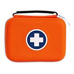 Trousse de premiers secours ESCULAPE 18 x 6 x 12 cm Orange