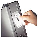 Porte étiquettes adhésives 3L 10350 Transparent   3 Unités