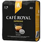Dosettes café CAFÉ ROYAL PRO Espresso   36 Unités