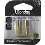 Taille crayons 2 trous Wonday