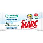 Lingettes désinfectantes biodegradables St Marc