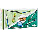 Kit de papeterie BIC Assortiment   9 Unités
