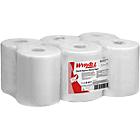 Bobine à dévidage central WypAll® L10 Hygiène & Surfaces Alimentaires 6222   6 rouleaux de 430 feuilles