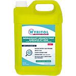 Dégraissant désinfectant surfaces et sols Wyritol   5 L
