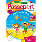 Cahier de vacances Larousse Passeport