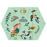 Coffret de thé bio   1 thé par jour Lipton   48 sachets