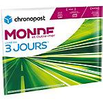 Enveloppe Prêt à Expédier Chronopost Express Monde et Outre Mer 1kg