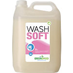 Adoucissant GREENSPEED by ecover Wash Soft Fleurs   5 L