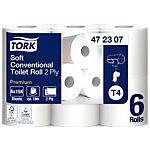 Papier toilette Tork Premium 2 épaisseurs   48 Rouleaux de 150 Feuilles
