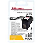 Cartouche jet d'encre Office Depot Compatible HP 338 Noir C8765EE