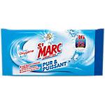 Lingettes nettoyantes St Marc Pure et puissant Frais.   72 Unités
