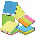 Bloc de notes Post it Classique 76 (H)  x  76 (l) mm 72 g