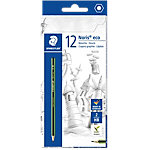 Crayon de mine STAEDTLER HB   12 Unités