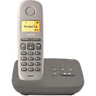 Téléphone Fixe Gigaset AL170A Solo Sans fil Avec répondeur Taupe