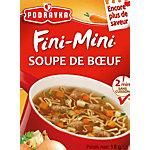 Soupe Boeuf Légumes PODRAVKA Boeuf et légumes   18 Unités de 18 g