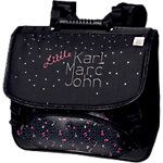 Cartable Oberthur  Karl Marc John Noir