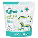 Tablettes pour lave vaisselle Highmark Tout en un   100 Unités
