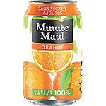 Minute Maid Orange Canette   24 Unités de 330 ml