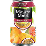 Minute Maid Tropical Canette   24 Unités de 330 ml