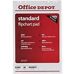 Office Depot 98 (H) x 65 (l) cm Blanc   5 Unités de 50 Feuilles