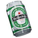 Heineken Bière Canette   24 Unités de 330 ml