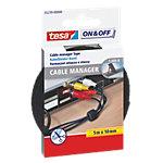 Velcros manager 5 m tesa ON&OFF Velcro 10 (l) x 5000 (l) x 10 (ø) mm