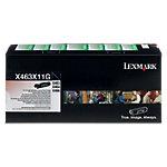 Toner Lexmark D'origine X463X11G Noir