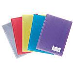 Protège documents ELBA 100206061 Polypropylene 20 Pochettes A4 Transparent